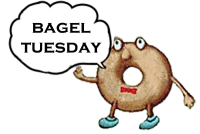 Infant Jesus Bagel Tuesday Breakfast Social