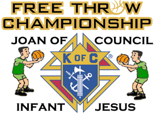 Knights of Columbus, Joan of Arc Council 1992 Free Throw Contest