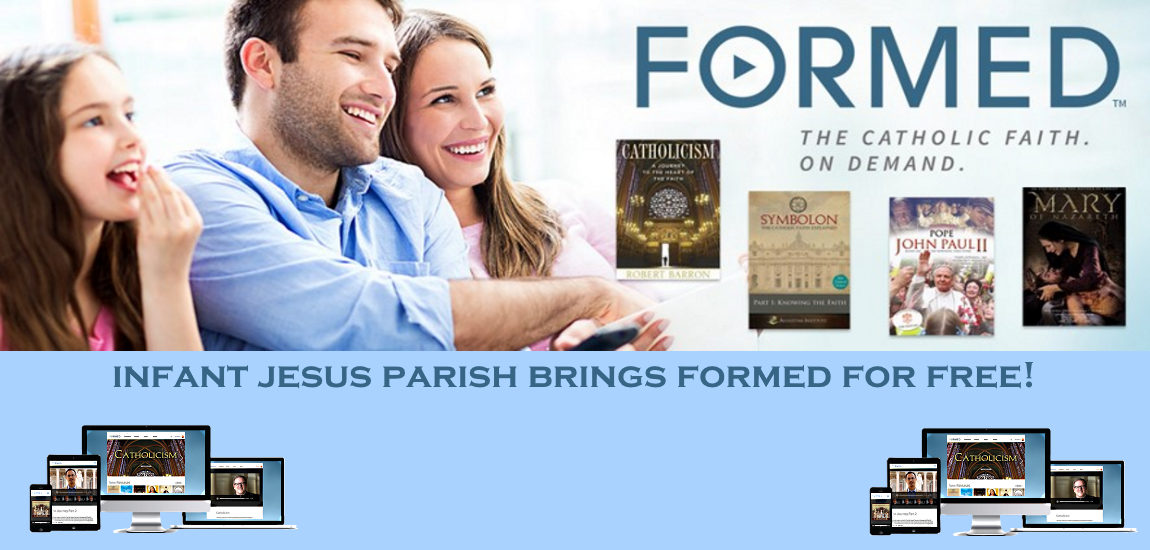 Formed - Online Catholic Media